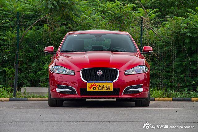 2015款捷豹XF 3.0 SC R-Sport豪华版