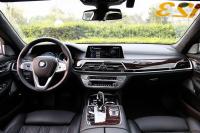 2016款宝马7系750Li 4.4T自动xDrive(四座版)