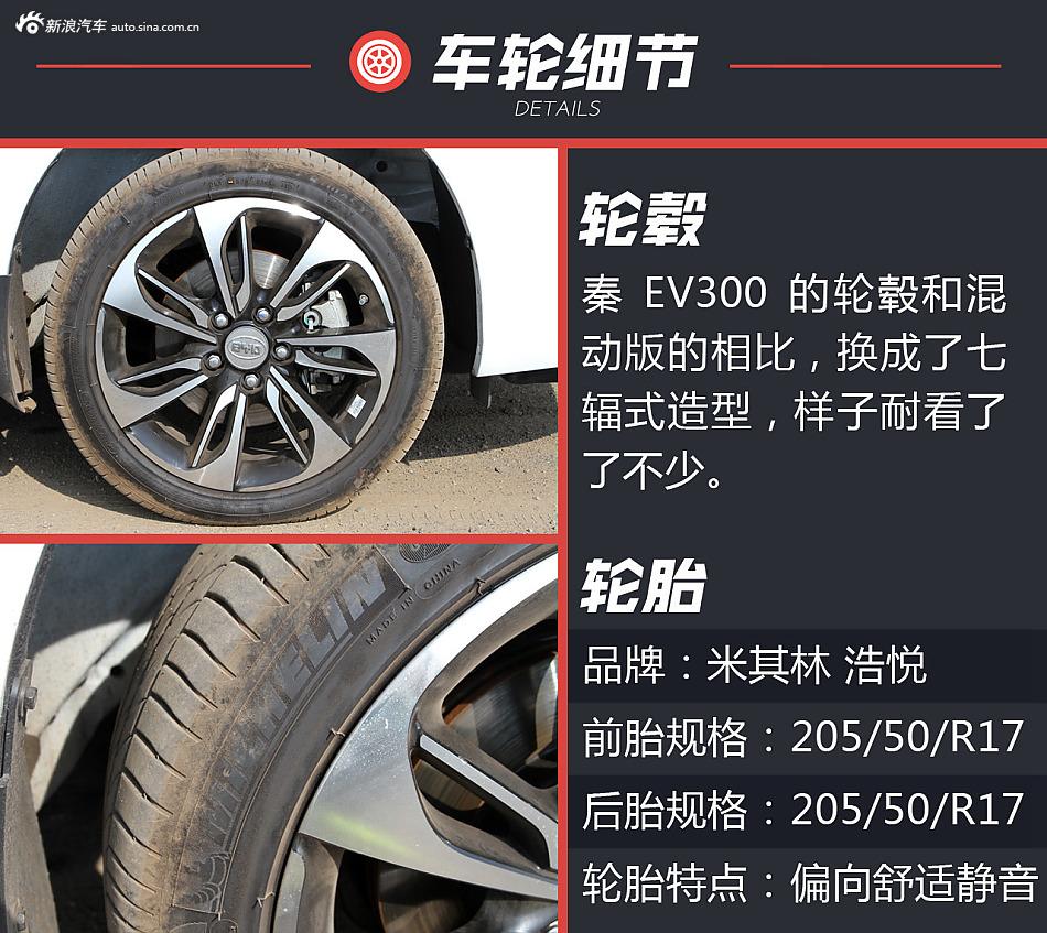 告别摇号新选择 试驾比亚迪秦EV300