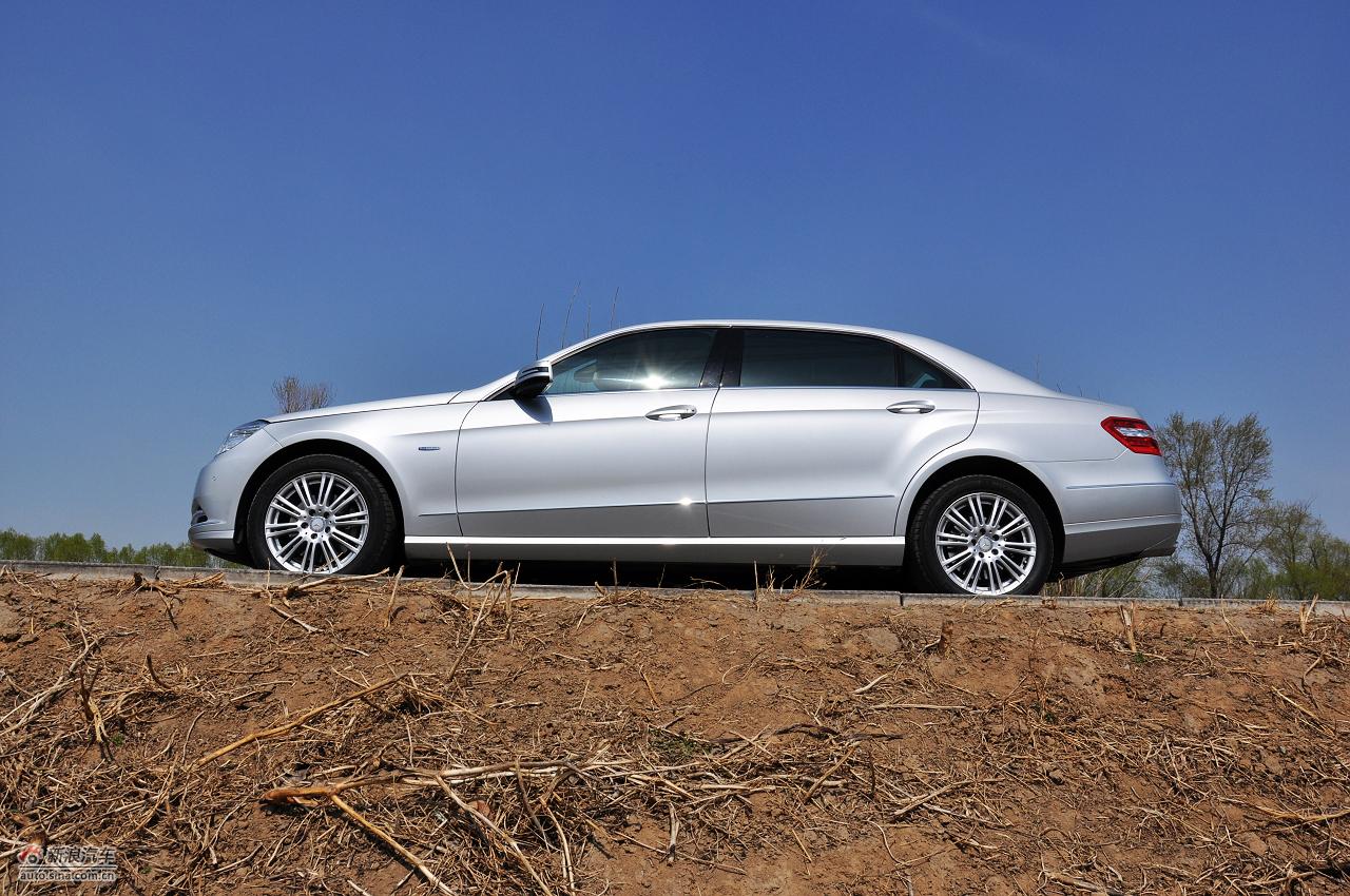 2011款奔驰E200 CGI优雅型外观 奔驰E级外观图片4958180