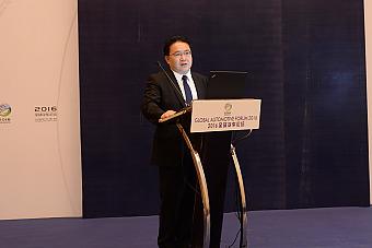 德尔福中国区总裁; 德尔福连接器系统产品业务部亚太区总经理杨晓明