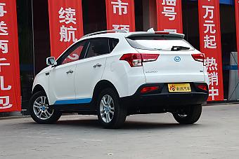 2016款华泰xEV260尊贵型