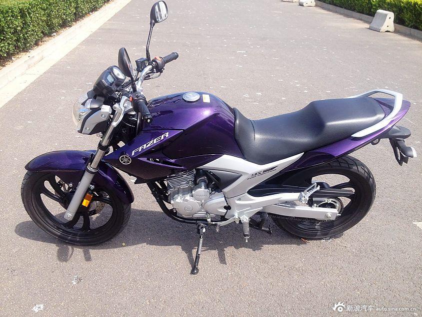 雅马哈飞致250 试骑报告   雅马哈   摩托车论坛