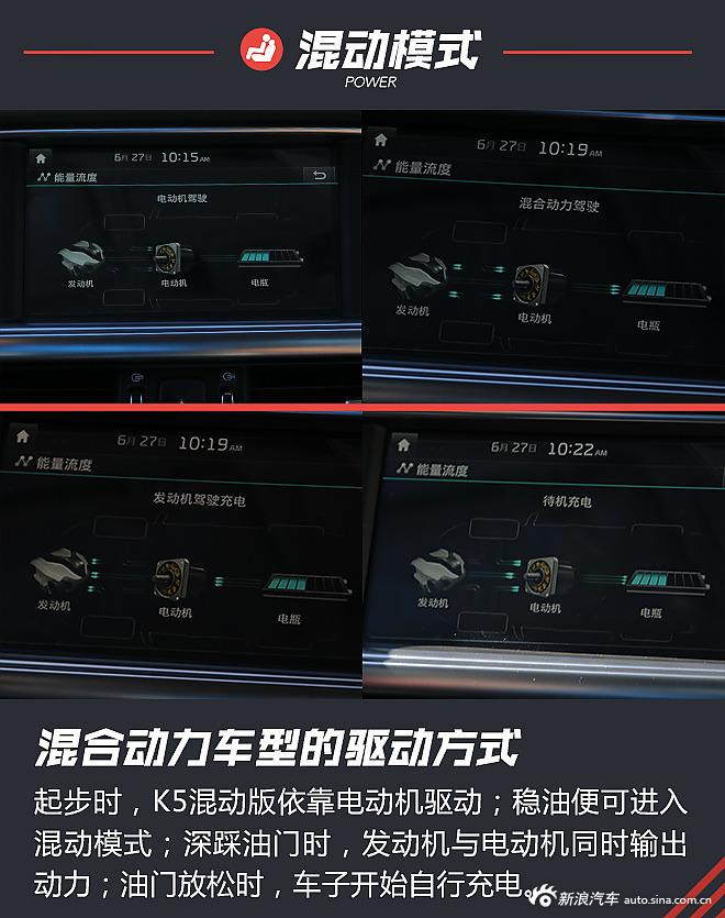 国产K5混动版