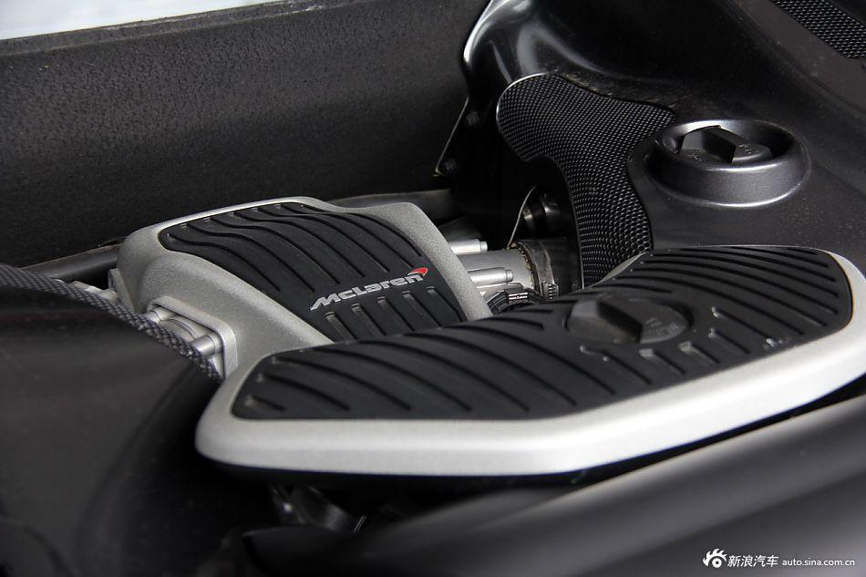 2013款迈凯伦12C 3.8COUPE