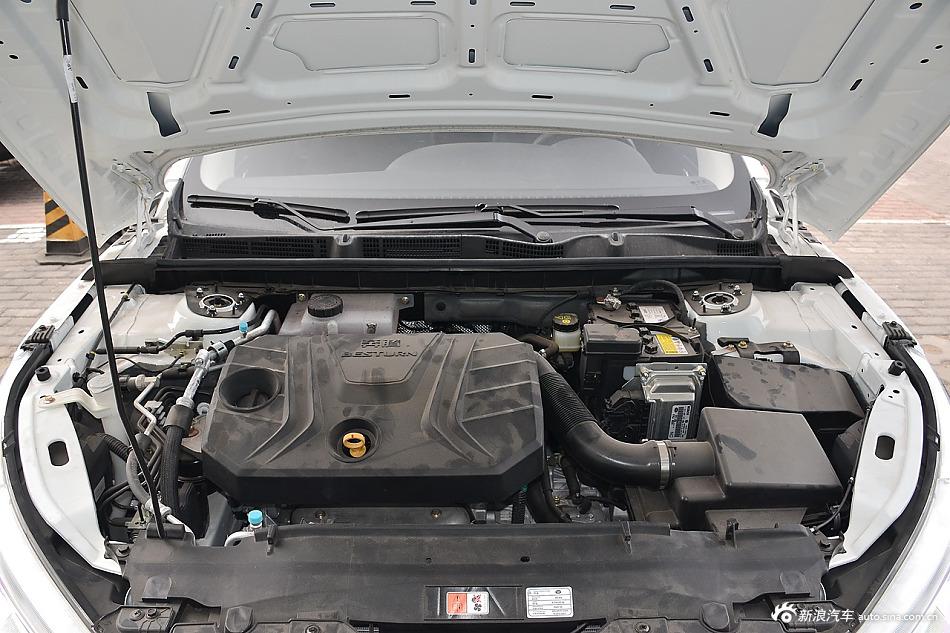 2016款奔腾B50 1.6L自动舒适型
