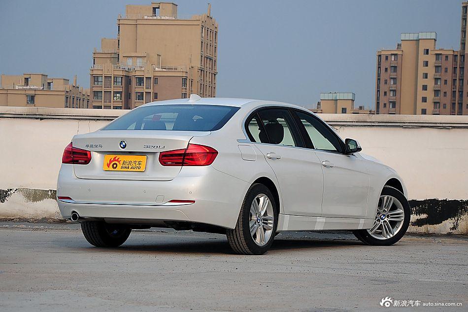新BMW3系进阶 华晨宝马2016年迎产品大年高清图片