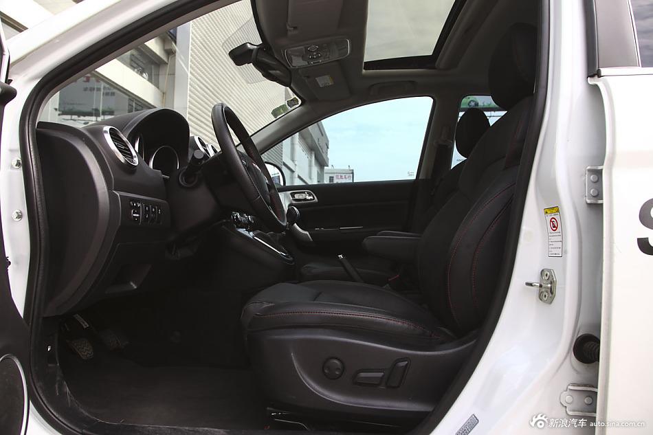 2015款哈弗H6升级版1.5T手动两驱尊贵型
