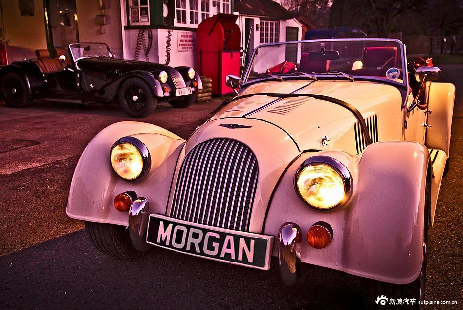 2012款摩根Plus 4
