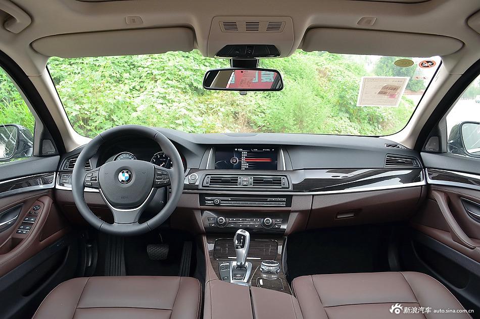 2017款宝马5系2.0T自动528Li豪华设计套装