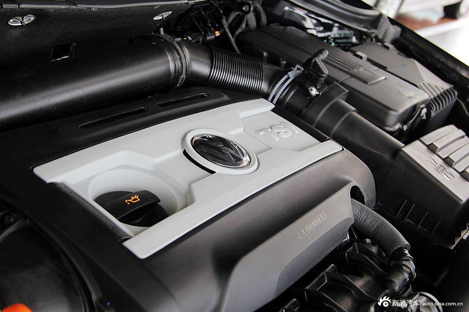 2012款迈腾1.8tsi领先型 迈腾底盘图片 汽车图库 新浪汽车高清图片