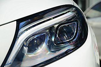2015款奔驰GLE级 400 4MATIC运动SUV