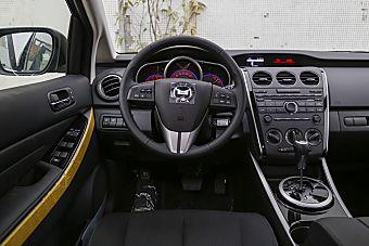 马自达CX-7内饰图