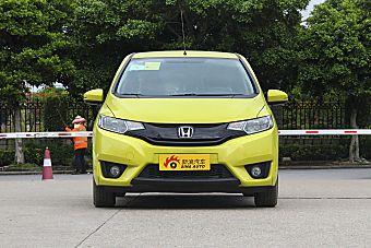 2014款飞度1.5L CVT SE时尚型