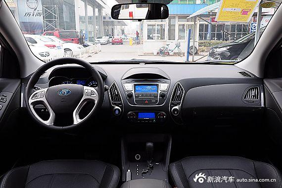 2015款北京现代ix35 2.0GL自动两驱智能型