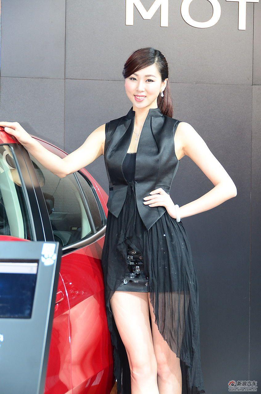 2013青岛国际车展模特高清图集_27088806_汽车图库