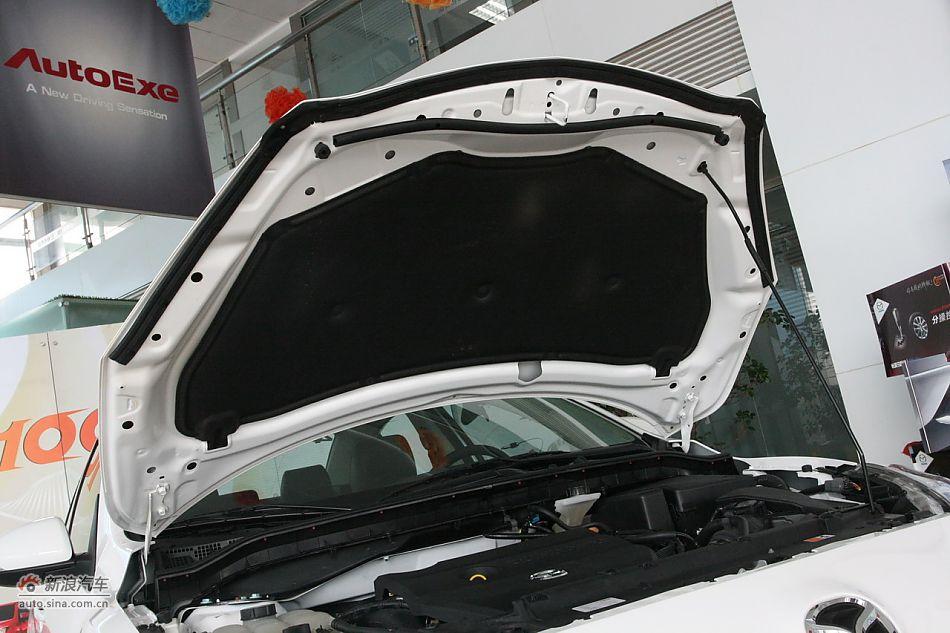 2011款马自达3星聘 马自达3星骋引擎底盘图片12248743高清图片