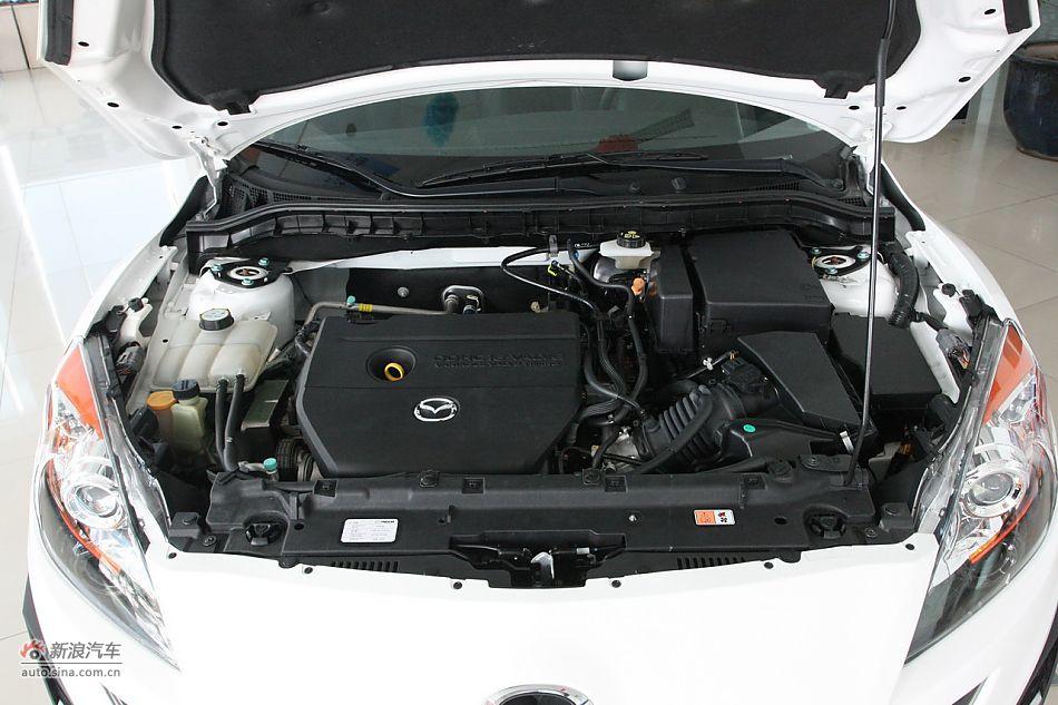 2011款马自达3星聘 马自达3星骋引擎底盘图片12248746 汽车图库 新高清图片