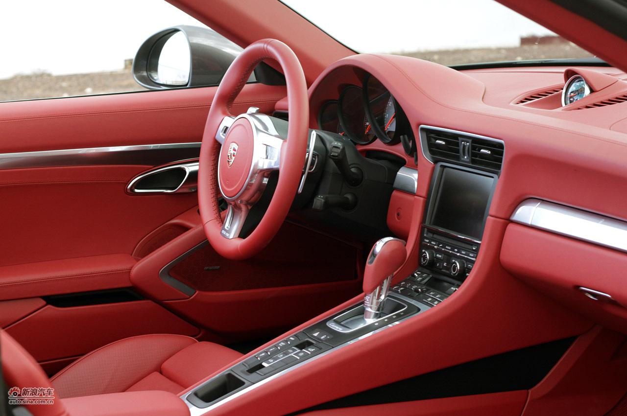 2012款保时捷911 Cabriolet 911内饰图片13048755 汽车图库 新浪汽车 新浪网