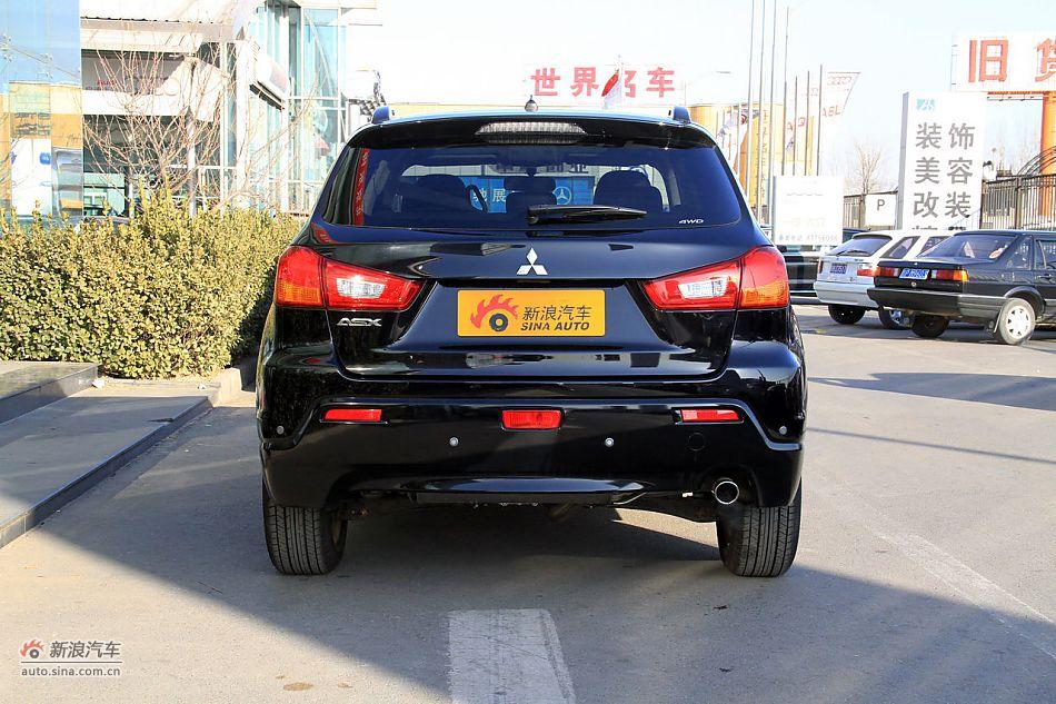 2012款ASX劲炫到店实拍