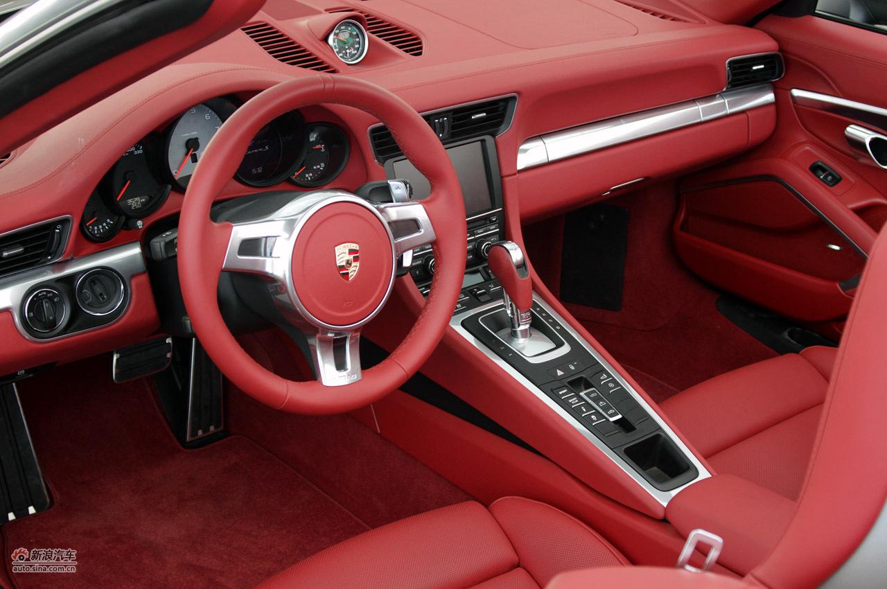 2012款保时捷911 Cabriolet