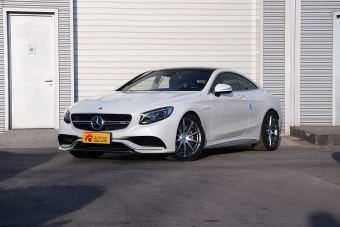 2015款S63 AMG 4MATIC Coupe
