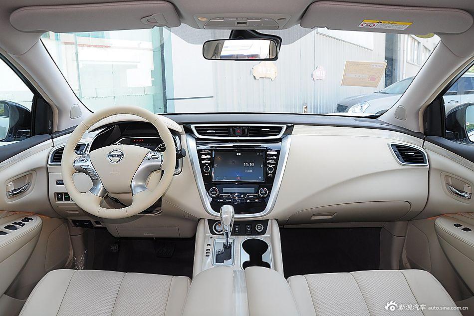 2015款楼兰 2.5L XV RES Plus两驱豪雅版