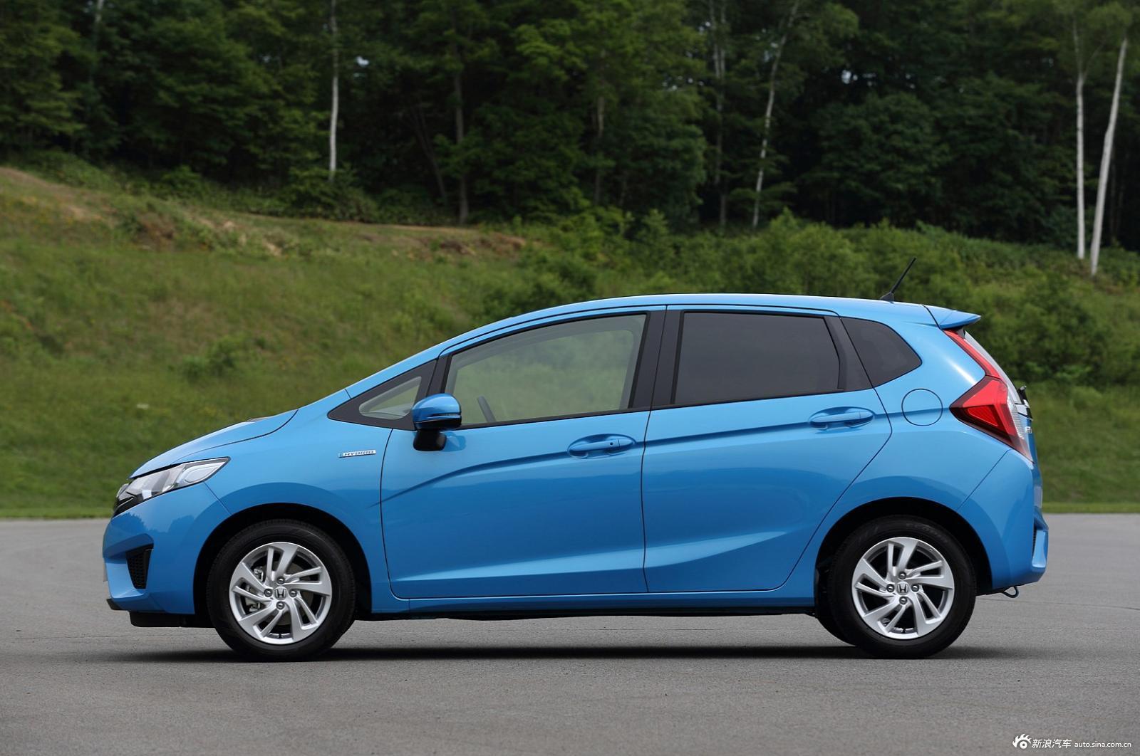 Honda Fit Colors >> 2014款飞度官方组图