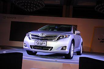 丰田2013款威飒2.7至尊四驱版