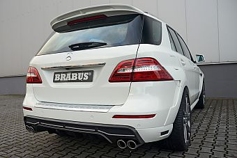 2013款巴博斯M级