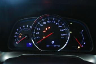 2013款RAV4 2.5L自动尊贵版