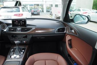 2015款奥迪A6L 35FSIquattro舒适型