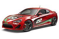 丰田Scion FR-S赛车官方图