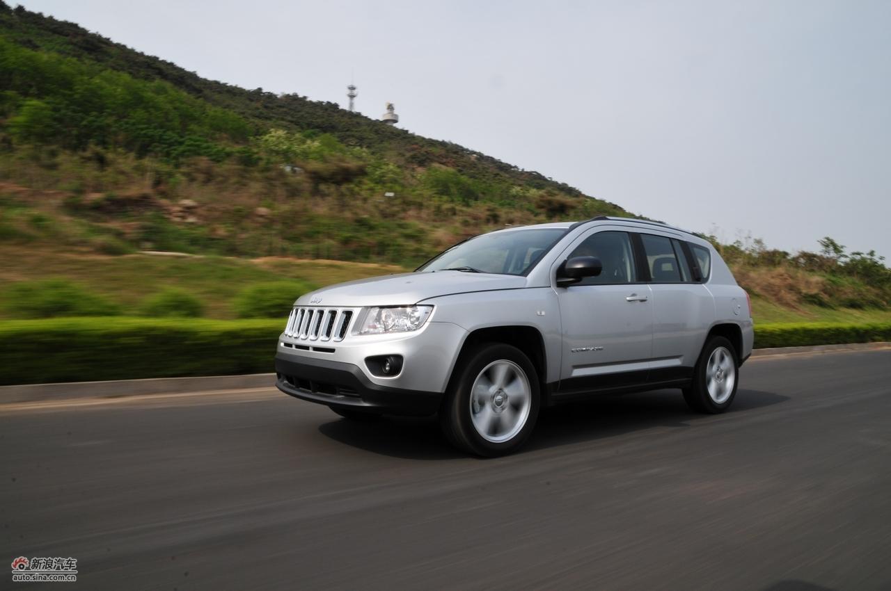 试驾2011款Jeep指南者 指南者图片5748989高清图片