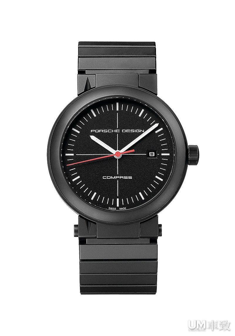 这块限量手表将生产911块,一个对保时捷来说,意义非凡又具代表性的
