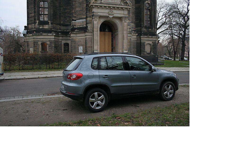 大众新款suv车型高清图片