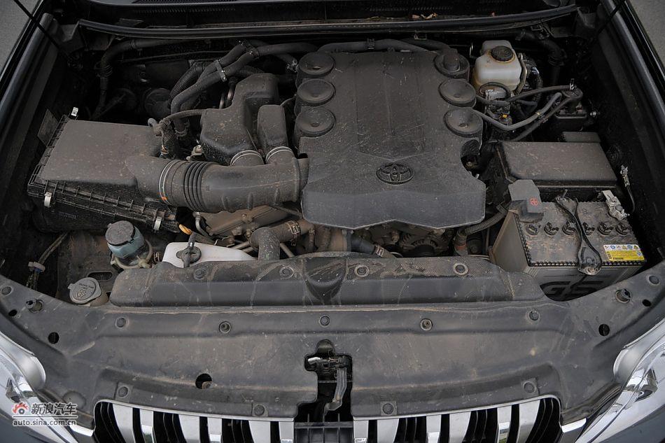 2010款普拉多vx 4.0自动导航版 普拉多引擎底盘图片2129026 汽车图库高清图片