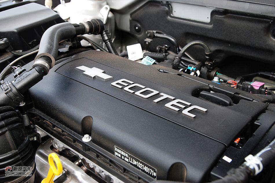 科鲁兹1.6T发动机