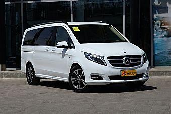 2016款奔驰V级 V260 2.0T自动尊贵版