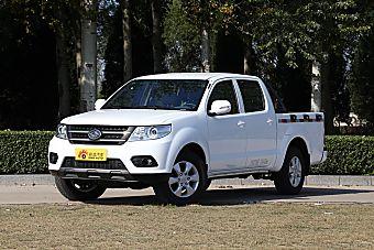 2014款黄海N1 2.8L柴油版精英型