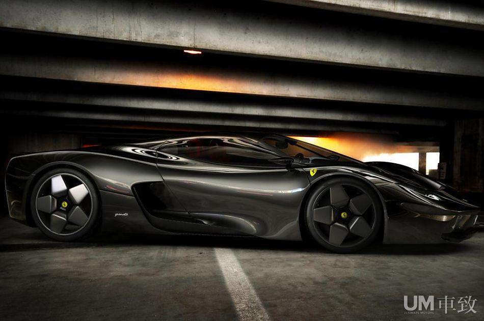如果这是f70 法拉利gte概念车 21919164 汽车图库 新浪汽高清图片