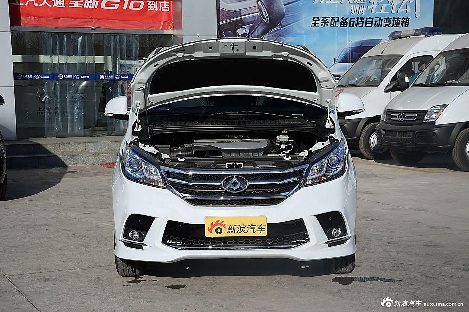 2016款上汽大通G10 2.0T自动豪华版