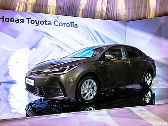 2016款丰田(进口) 卡罗拉(进口)欧洲版