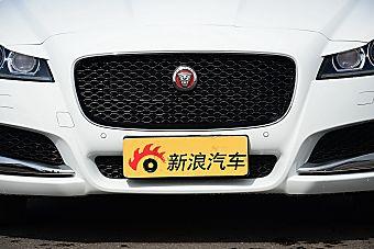 2016款捷豹XF 2.0T自动两驱风华版