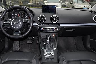 2015款奥迪A3 Limousine 1.4T自动35TFSI 300万纪念乐享版