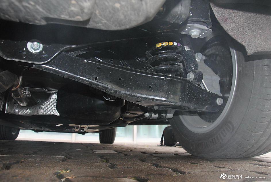 夏朗 2.0t豪华版 底盘 夏朗 图片15129352 汽车高清图片