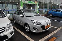 2012款悦翔V5 1.5L手动运动型