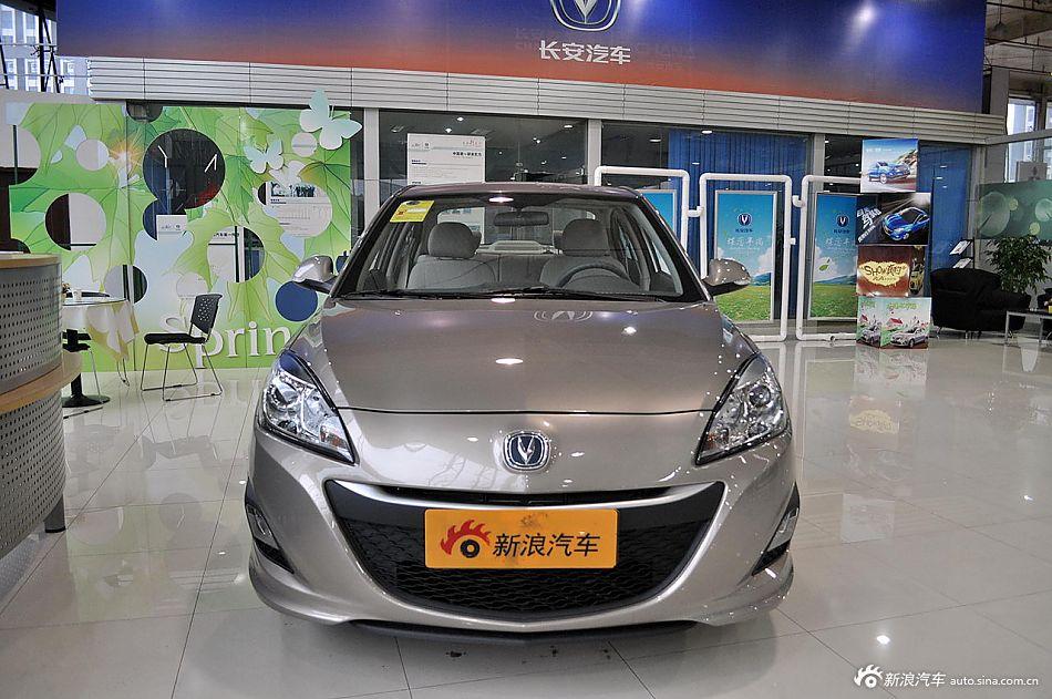 2012款悦翔V5 1.5L手动梦幻型