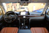 2016款雷克萨斯LX570 动感豪华型5座