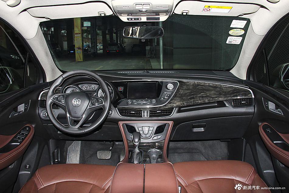 2015款昂科威20T四驱豪华型